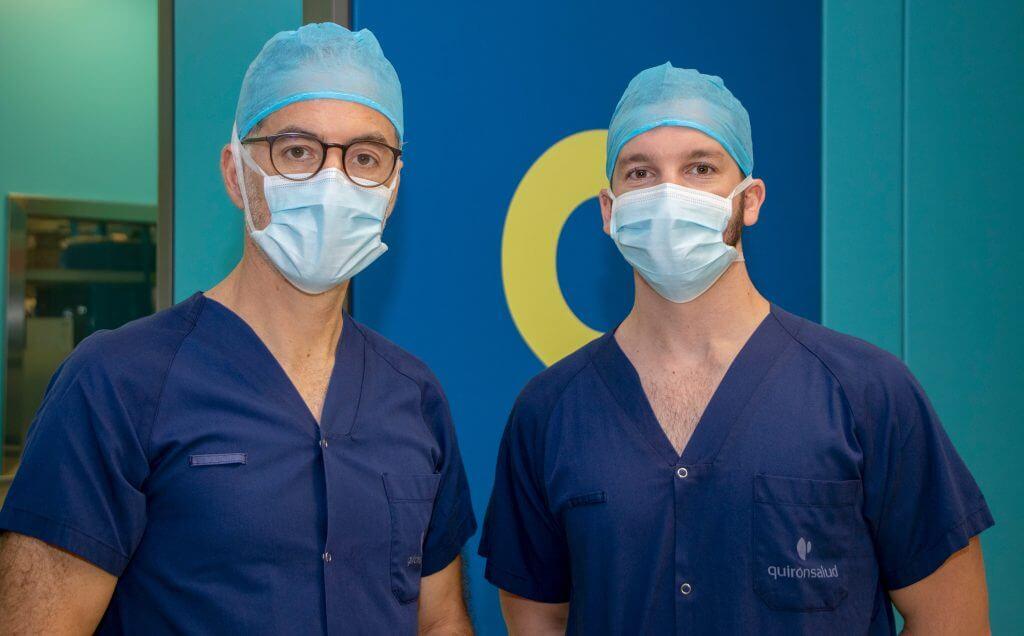 Dr. Sampron y Dr. Andermatten Neurocirujanos Gipuzcoa