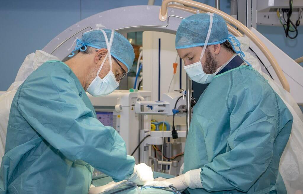 Cirugía de la columna Gipuzcoa