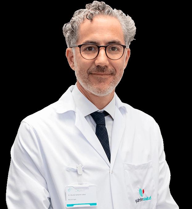 Dr Samprón neurocirujano Gipuzcoa